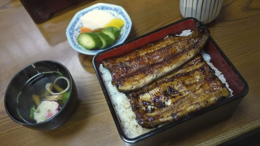 Travel Tips Japan - Tsukiji Eel Eatery is A Must Visit Place For Tourists Love Tuna