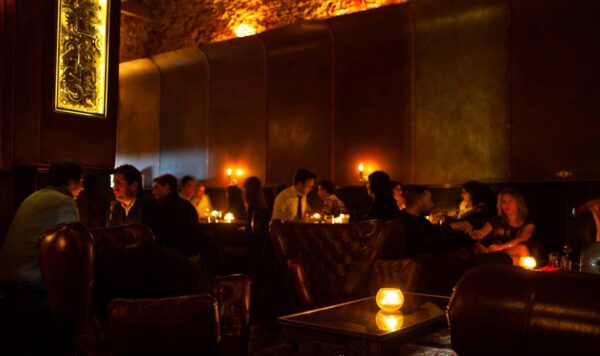 Argentina Travel Guide - Verne Club Has Jazz Music Playing in The Background
