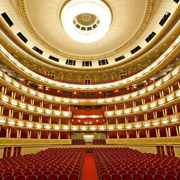 Best Opera Houses in the World - Vienna State Opera is Located in Asutria And One of Most Prestigious Operas