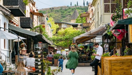Things to Do in Tbilisi - Walk Around the Old Town To See Historic Sites And Churches