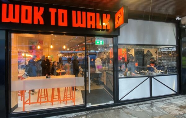 Cheap Food Amsterdam - Wok to Walk is A Chinese Flavoured Eatery Offering A Tasty Meal