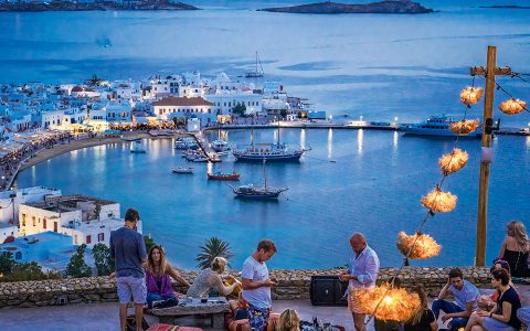 4 best islands for relaxation and nightlife