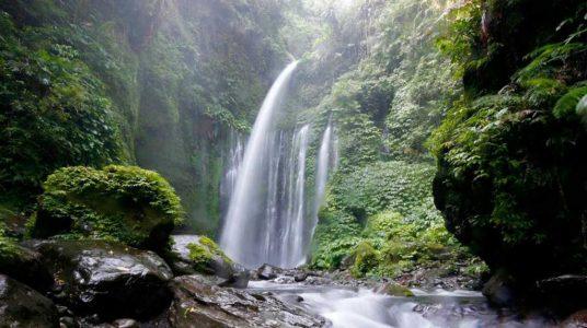 10 Unique Waterfalls Over the Globe