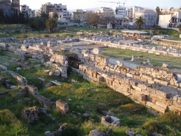 Best Attractions in Athens - Archaeological Site of Kerameikos is Named After The Potter Settlers