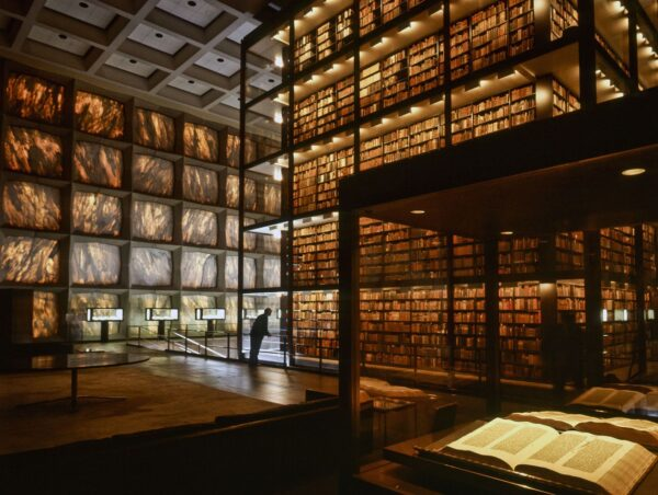 Most Beautiful Libraries in The World - Beinecke Rare Book Library is For Preserving Rare Books And Manuscripts