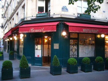 France Food Guide - Benoit is A French Bistro And is in Business Since 1912