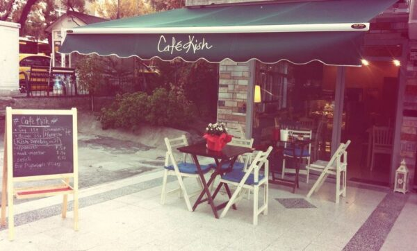 What To Do in Turkey - Cafe Kish Offers Both Turkish & French Desserts