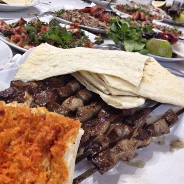 Adana Kebab - Ciğerci Mahmut is Famous For Their Liver Kebab And The Service is Fast