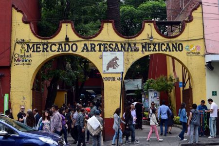Adventure Travel Tip - Coyoacán is A barrio and Where to Find The Café El Jarocho