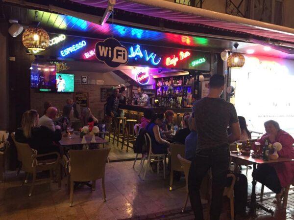 Turkey Travel Tips - Deja Vu Cafe is Located Nearby Camikebir in Bahar Sk