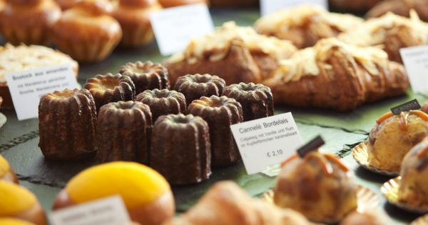 Germany Travel Tips - Du Bonheur is Where to Get French Patisserie in The City