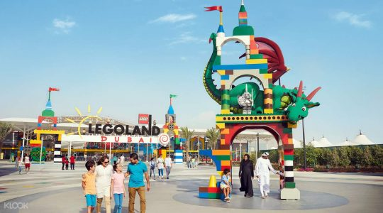 8 Best Attractions in Dubai