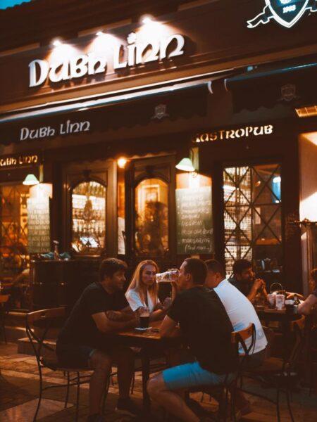 Turkey Travel Tips - Dubh Linn Irish Pub Offers Nice nice Guinness Beer Made in House