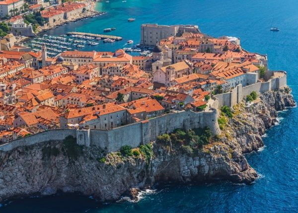 Best Places to Visit in Croatia - Dubrovnik is One of The Best Preserved Medieval Cities