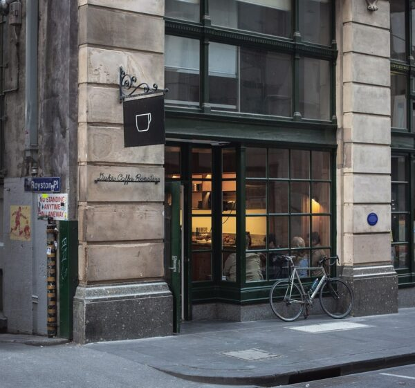 Australia Travel Tips - Dukes Coffee Roasters Where The Main Store is at Ross House on Flinders Lane