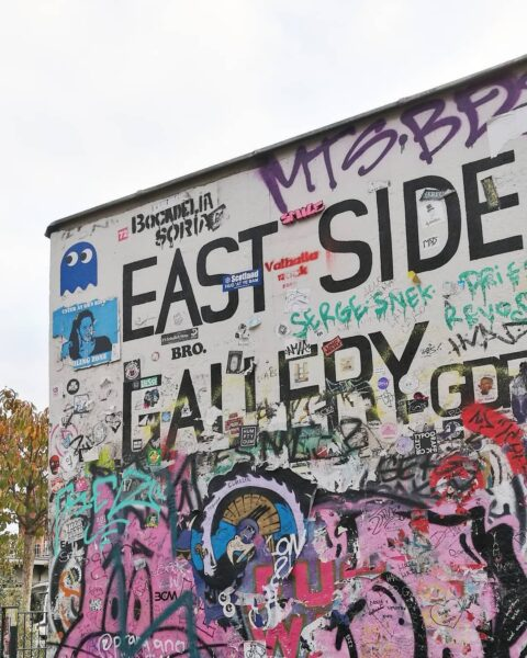 Top 7 Attractions in Berlin - East Side Gallery Once Separated West Germany from East