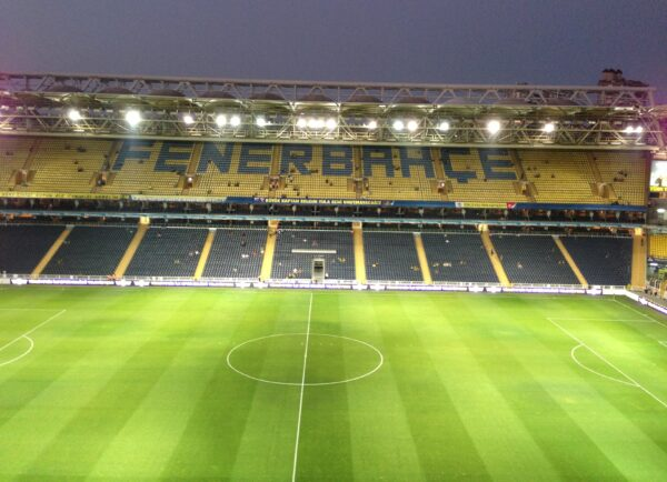 Adventure Travel - Istanbul Has 3 Large Football Clubs Playing in Fenerbahçe Stadium