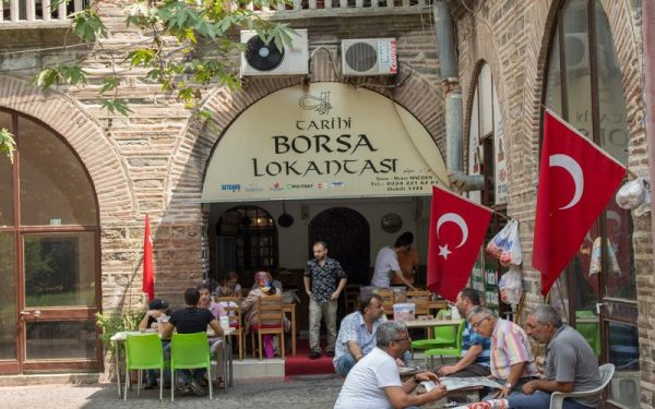 Top Cafes in Bursa