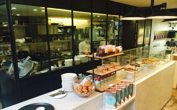 Top Cafés In Beirut - Ginnette Has A Wide Range of Desserts And Sandwiches