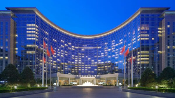 Beijing Hotels - Grand Hyatt Beijing is Close to Forbidden City and Tiananmen Square