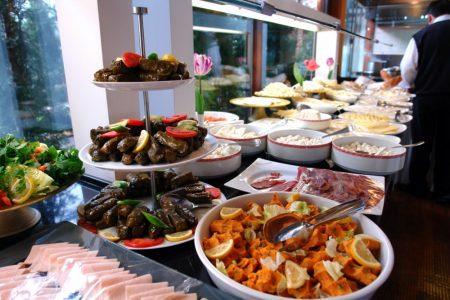 Turkey Food Guide - Hayat Lokantası is a Buffet Place Providing /kebab, Börek And Roasted Lamb