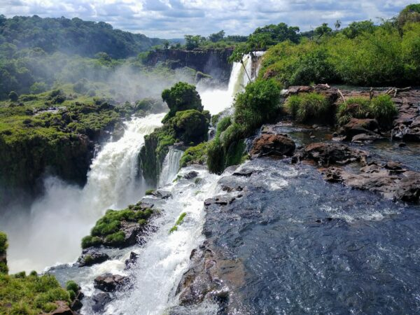 South America Travel Tips - Iguazu Falls 7 is Natural Wonders Around The World