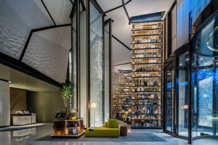 Top 5 Hotels in Beijing - InterContinental Beijing Sanlitun is Located Near The South Sanlitun Road
