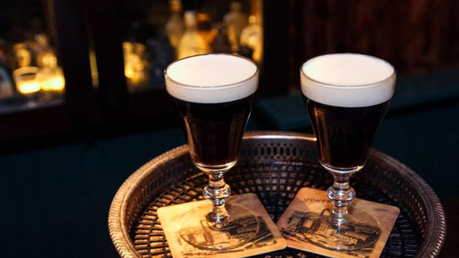 Travel Guide USA - Irish Coffee is Nutritious And It is Famous In This City