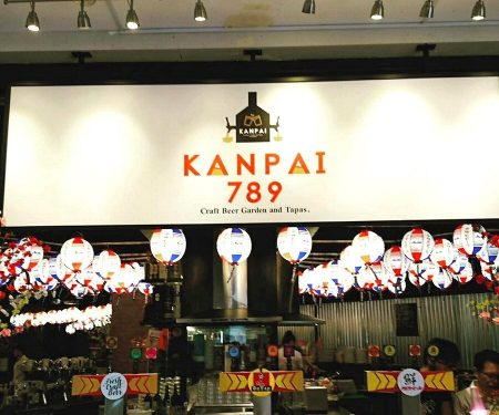 Best Budget Bars in Singapore - Kanpai 789 Offers Japanese Tapas at Robertson Walk