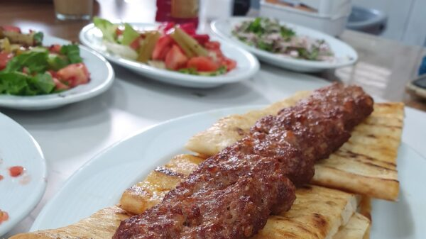 Adana Kebab - Kebapçı Cik Cik Ali is A Humble Place Located At Kurtuluş Cd