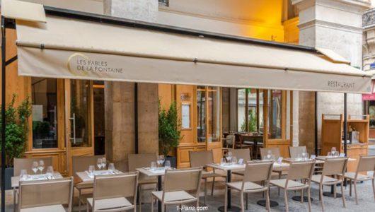 8 Best Budget Friendly Michelin Restaurants in Paris - Les Fables de la Fontaine is Good For French Seafood