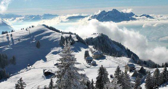Best Christmas Towns in Switzerland