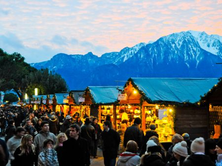 Best Christmas Towns in Switzerland - Montreux A City Which is Famous Worldwide
