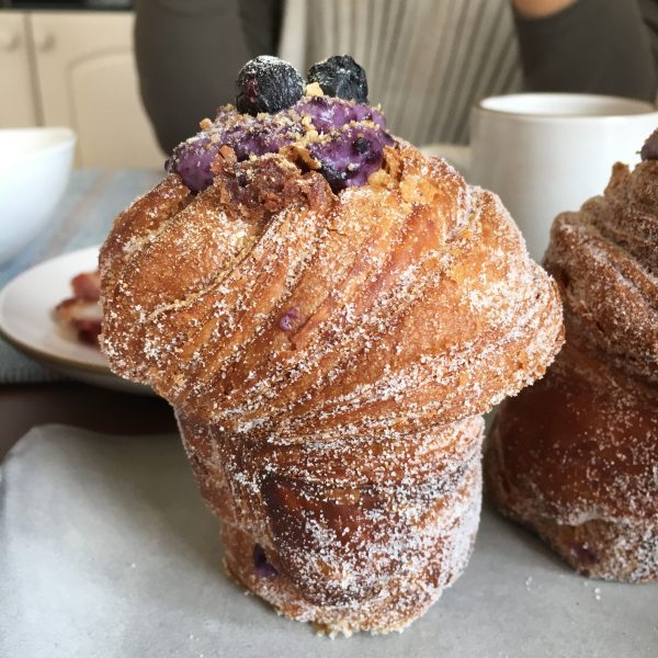 USA Travel Tips - Mr Holmes Bakehouse is Located At 1042 Larkin St Selling Cruffin