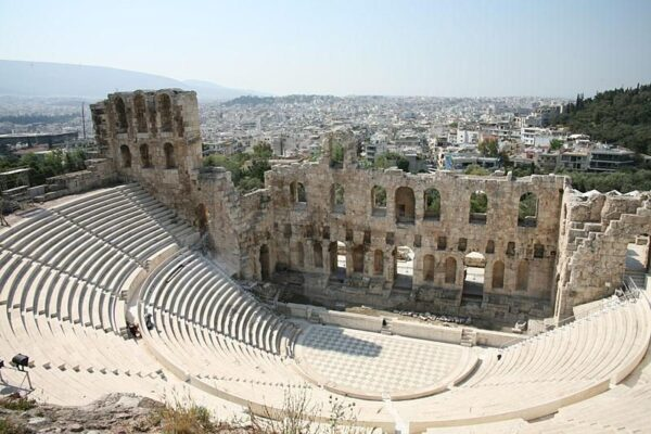 Best Attractions in Athens - Odeon of Herodes Atticus A Place For Theater, Music and Dance