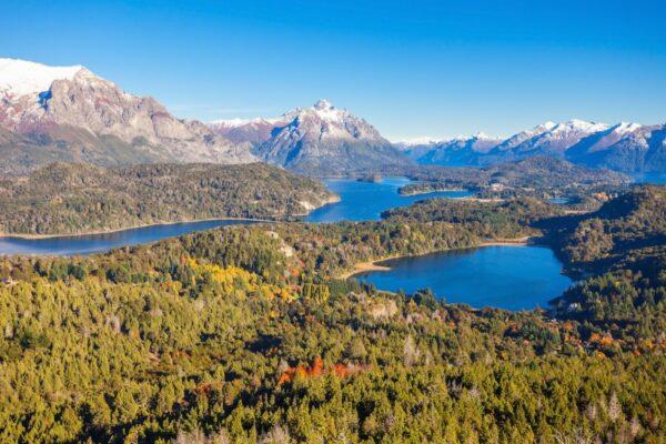 Top Attractions in Argentina - Parque Nacional Nahuel Huapi is in The Llao LLao Peninsula