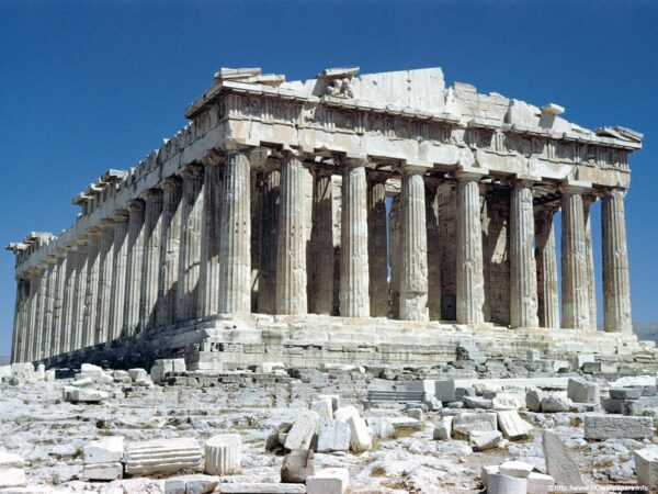 Best Attractions in Athens - Parthenon is A Symbol of The Glory of Ancient Greece