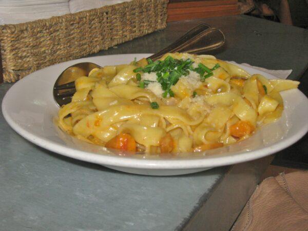 Top Budget Eateries in Jerusalem - Pasta Basta Serves Simple Italian Pasta