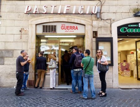 Top 5 Pasta Restaurants in Rome