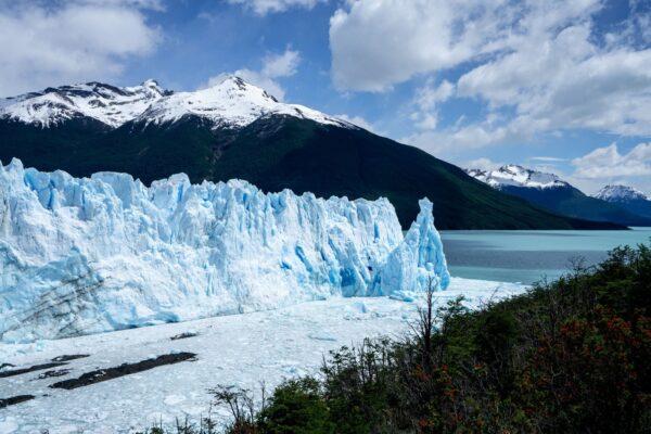 South America Travel Tips - Perito Moreno Glacier is in Los Glaciares National Park