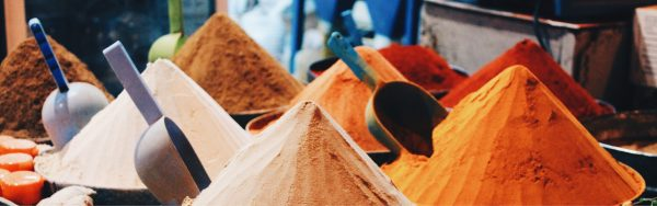Morocco Souvenirs - Ras El Hanout is A Blend of The Best Spices in The Local Market