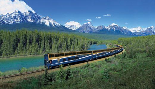 Most Stunning Train Rides Worldwide