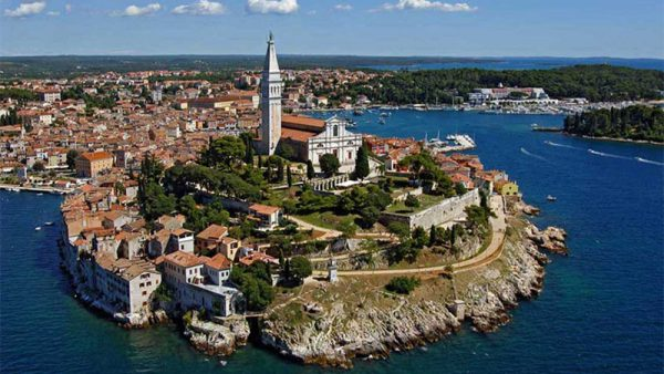 What to Do in Europe - Rovinj Has Many Types of Nice Architecture