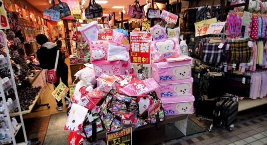7 Things to Do in Japan During Winter - Shopping During Winter Sales Happened At The End of The Year