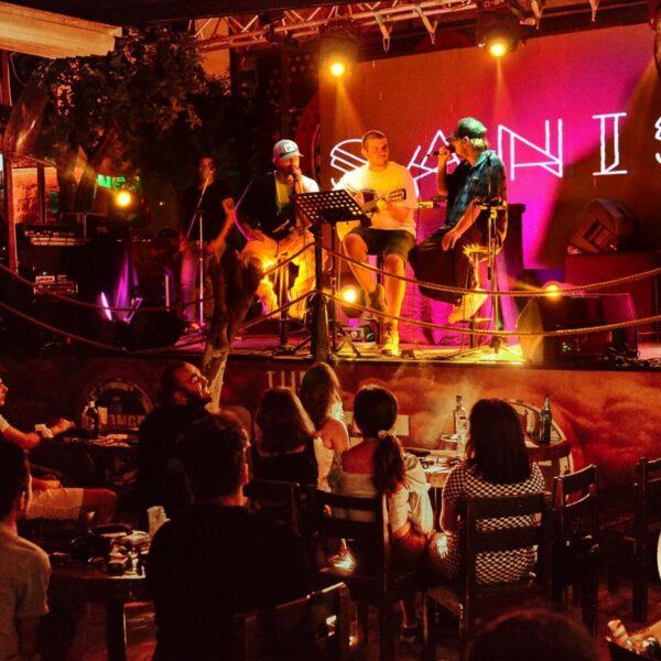Antalya Nightlife - Sponge Pub Antalya is at Selçuk in İzmirli Ali Efendi Sk
