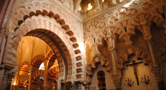 6 Best Attractions in Spain - The Great Mosque Also Known As Cordoba's Mezquita