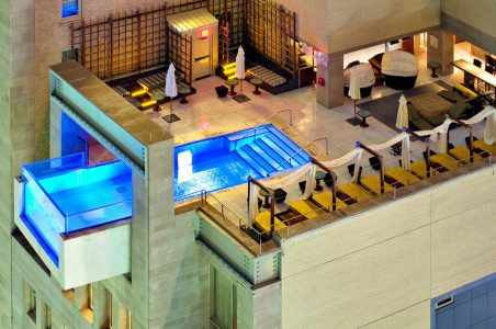 Best Pools in The World - The Joule Hotel is A Structural Feat Located on The 10th Floor