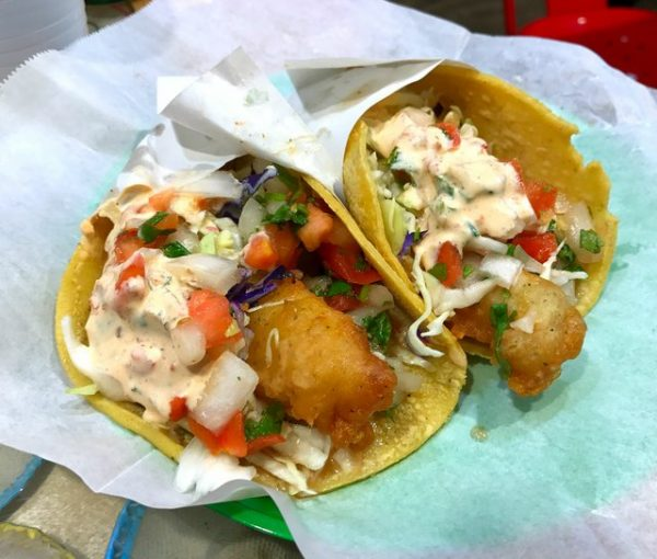 Best Places to Eat Taco in San Diego - The Taco Stand is Located in La Jolla Offering Some of The Best Tacos in San Diego