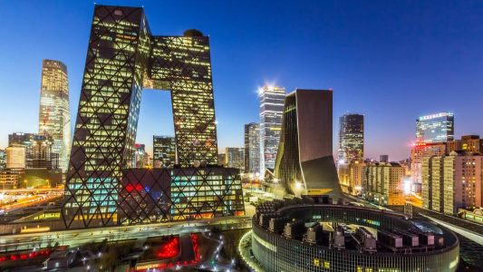 Top 5 Hotels in Beijing