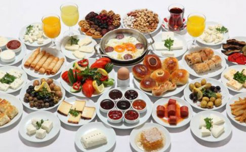Top Restaurants & Cafes for Brunch in Ankara